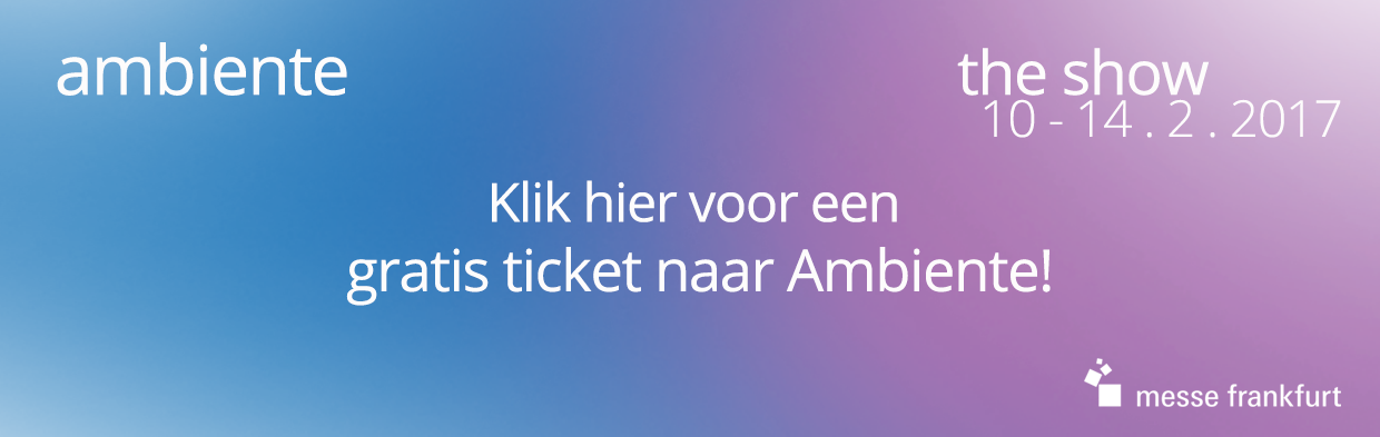 Gratis ticket Ambiente