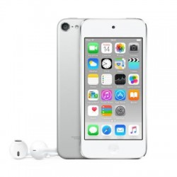 iPod touch 128GB Zilver Apple