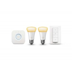 Hue White Ambiance LED Starter Pack