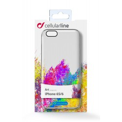iPhone 6/6s cover style art Cellularline