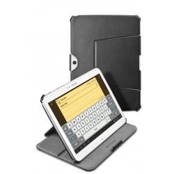 Samsung Galaxy Tab 3 10.1 tasje vision stand zwart Cellularline