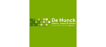 DE MUNCK elektro, koken & tafelen