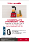 KitchenAid Moederdagactie Power Plus Blender