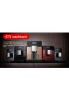 Koffieautomaat: 75€ cashback