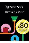 Nespresso: Feest in elk kopje