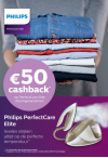 Philips: PerfectCare Elite cashback