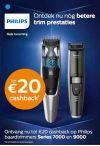 Philips: Baardtrimmer cashback
