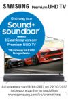 Samsung: Cashback of Soundbar