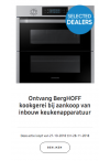 Samsung Inbouw Actie Berghoff kookgerei