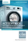 Siemens: Lente actie 2017